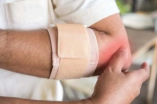 Benzi elastice utile în tratamentul tenosivitei