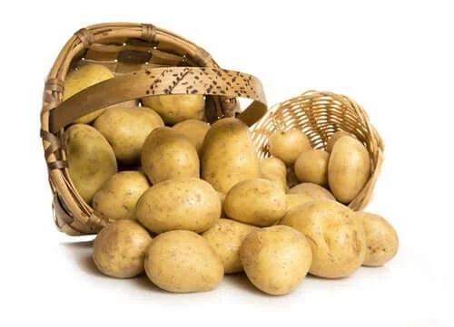 Cartofi la dietă