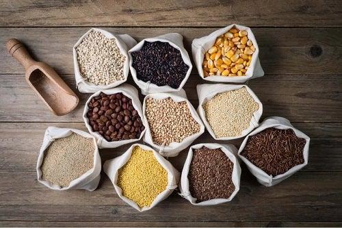 Cereale care proavoacă multe tipuri de boală celiacă