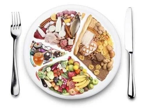 Alimente incluse într-o dietă echilibrată