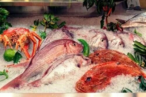 Efectele mercurului din pește