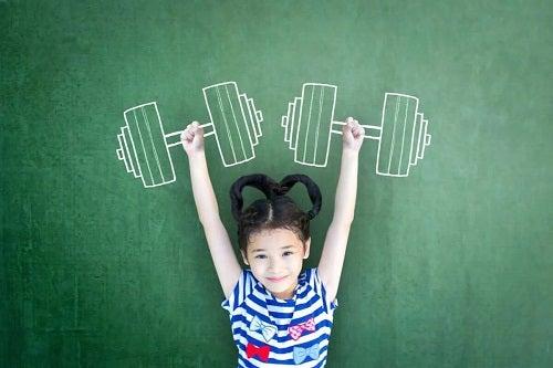 Exerciții crossfit pentru copii mici