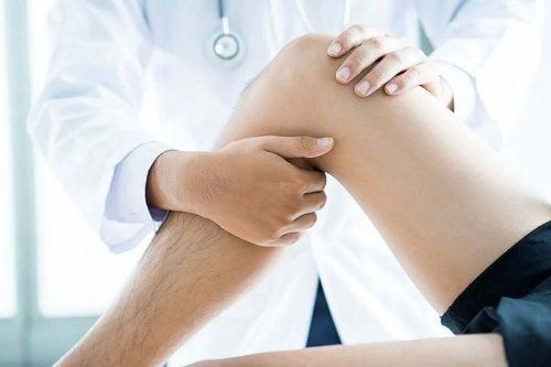 Ședință de fizioterapie