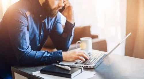 Cum să lucrezi productiv de acasă