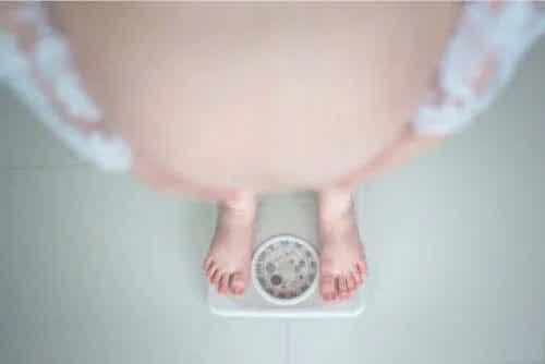 Obezitatea în timpul sarcinii: riscuri