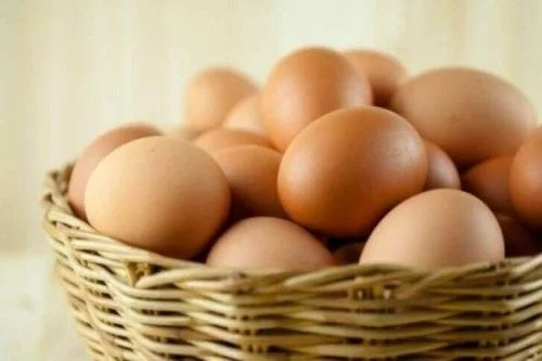 Oulă sunt alimente bogate în vitamina B