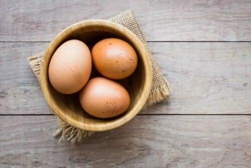 Ouăle pe lista de alimente care întăresc tendoanele