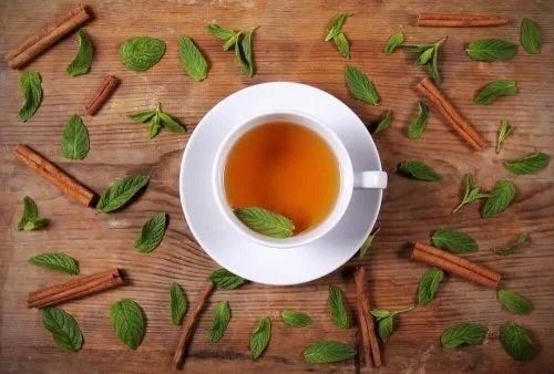 Utilizările medicinale ale scorțișoarei sub formă de ceai