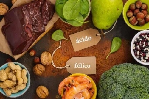Alimente bogate în acid folic