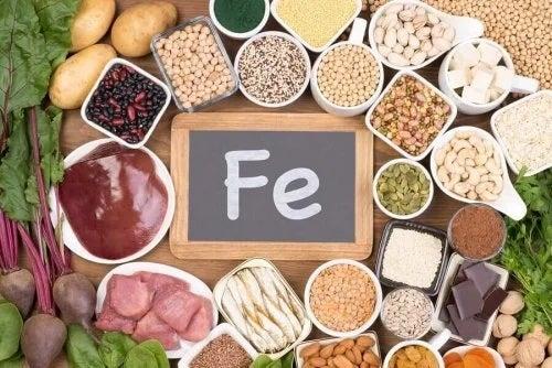 Dieta pentru anemie: alimente ce conțin fier