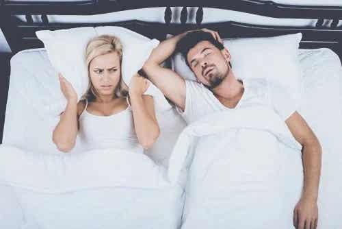 Obiceiuri pentru ameliorarea apneei în somn