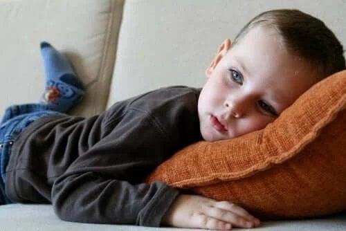 Anxietatea la copii preșcolari