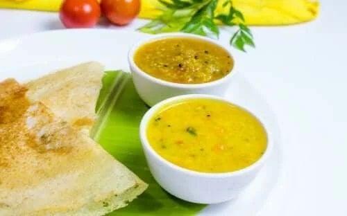 Boluri cu supă de legume