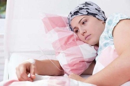 Cancerul afectează sănătatea emoțională