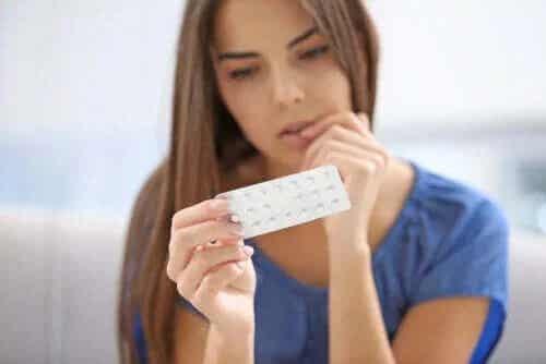 Efectele adverse ale anticoncepționalelor