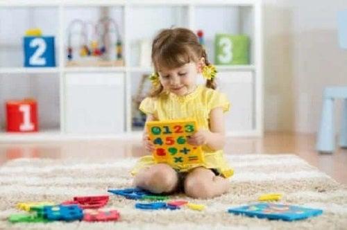 Exerciții pentru copiii cu autism