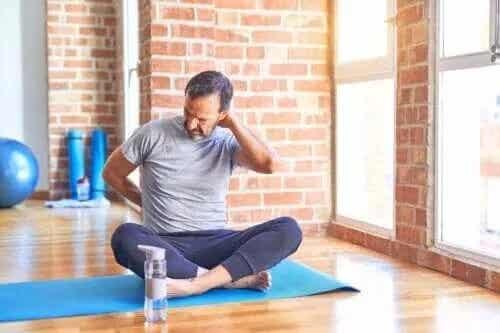 Exerciții de evitat dacă ai hernie de disc