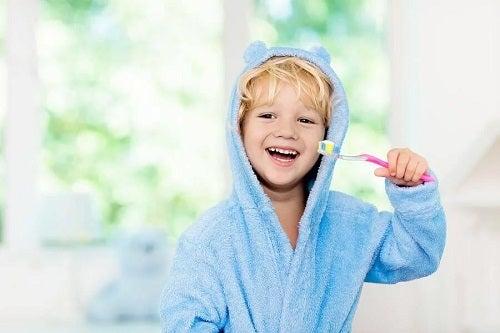 Igiena orală la copii: cum o încurajezi