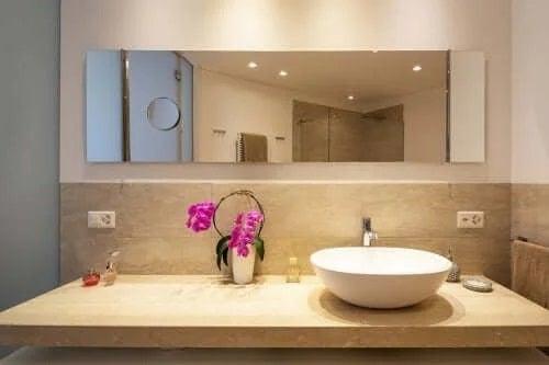 Orhideele sunt plante pentru baie