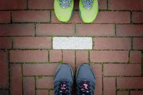 Activități fizice în cuplu în aer liber
