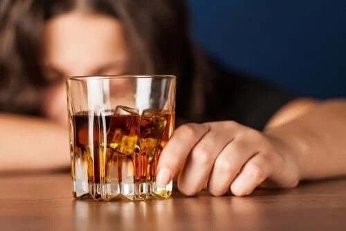 Persoană care consumă alcool