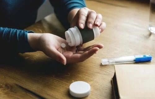 Persoană care folosește medicamentele antiinflamatoare nesteroidiene