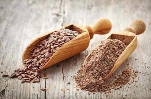 Remedii pentru colesterolul ridicat cu semințe de in