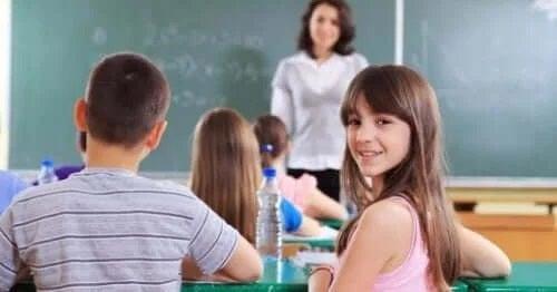 Schimbarea școlii la copii de gimnaziu