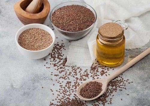 Semințele pot fi incluse în suplimente pentru vegani