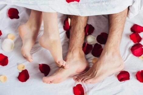 Sfaturi pentru noaptea nunții