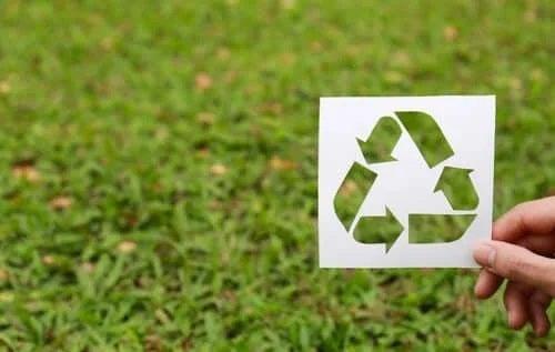 Simbolul operațiunii de reciclare
