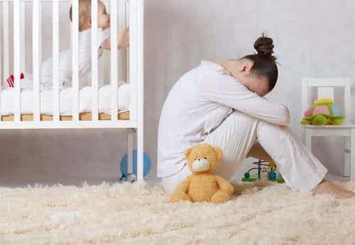 Simptomele depresiei postpartum și tratamente
