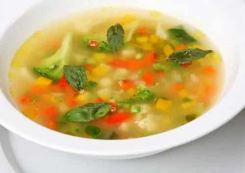 Rețete de supe de legume delicioase