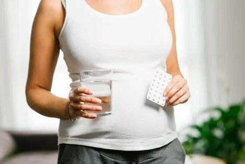 Cum să iei acid folic în sarcină