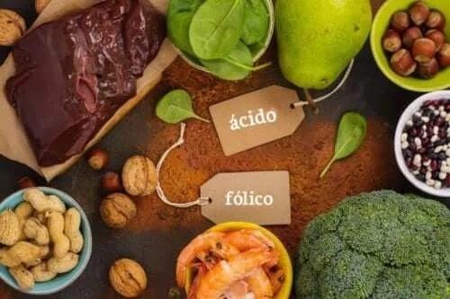 Alimente care conțin acid folic