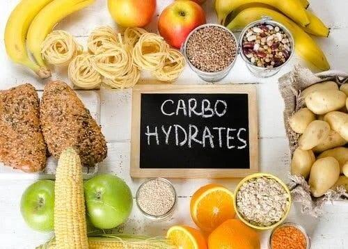 Alimente ce conțin carbohidrați