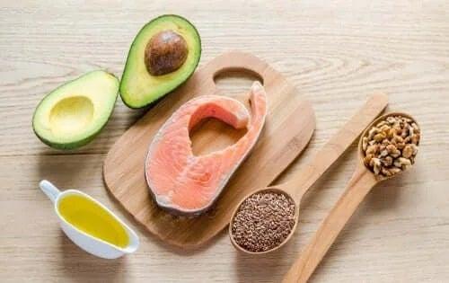Alimente ce conțin grăsimi ssănătoase