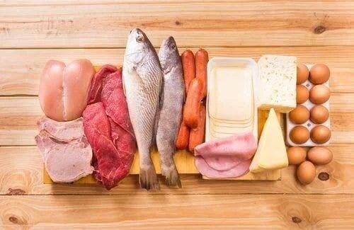 Alimente ce conțin proteine