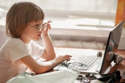 Anxietatea socială la copii mici