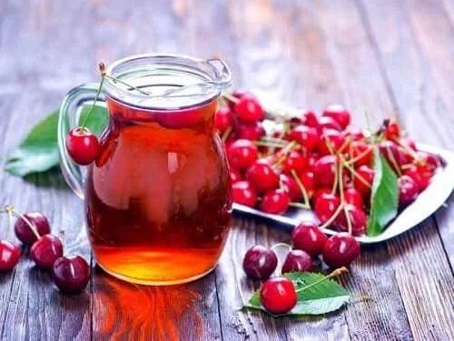 Suc de cireșe