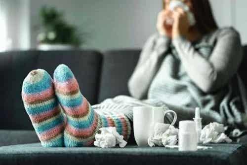 Ce să mănânci când ai gripă pentru vindecare
