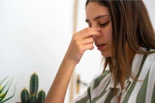 Perforarea septului nazal: simptome și tratamente