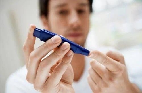 Persoană care are diabet