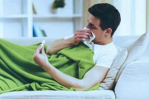 Sfaturi pentru reducerea febrei