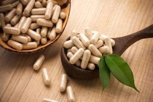 Remedii naturale pentru melasmă sub formă de capsule