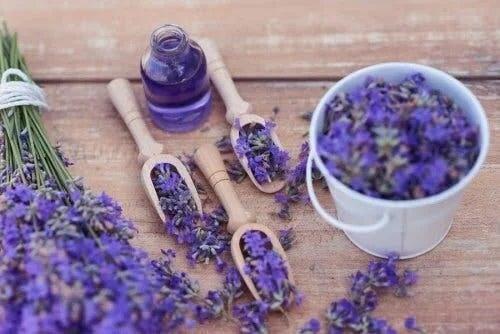 Remedii pentru relaxare cu lavandă