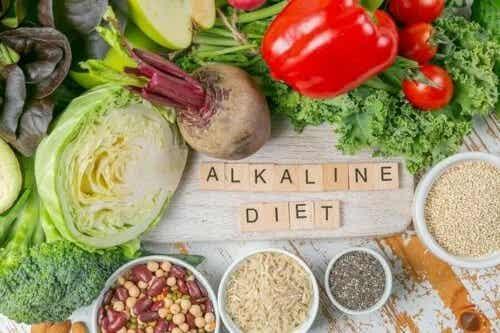 Beneficiile dietei alcaline pentru sănătate