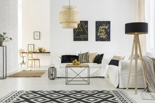 Exemplu de cum să-ți decorezi casa în culori neutre