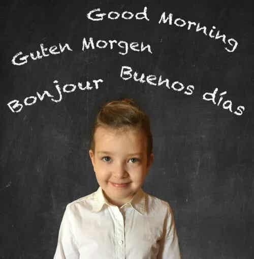 Copiii bilingvi: beneficii