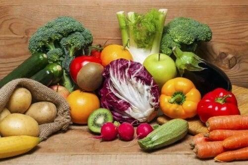 Alimente incluse în dieta pentru calculii biliari